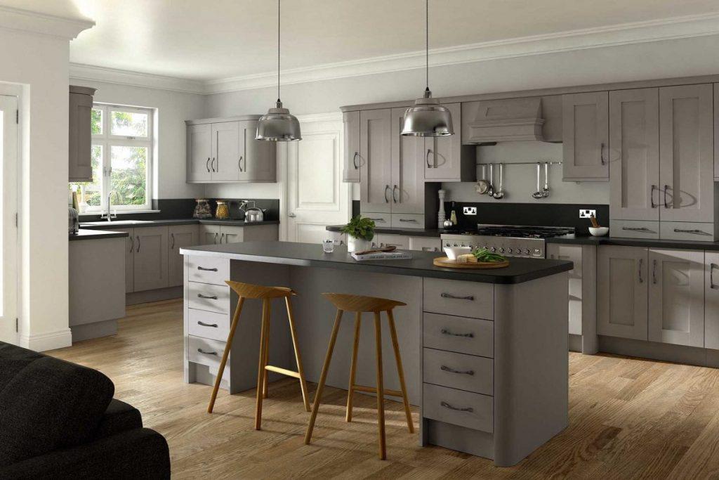 buckingham stone grey