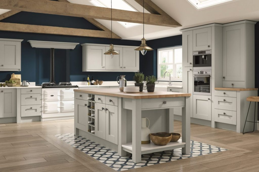 Kitchen Fenwick Light Grey