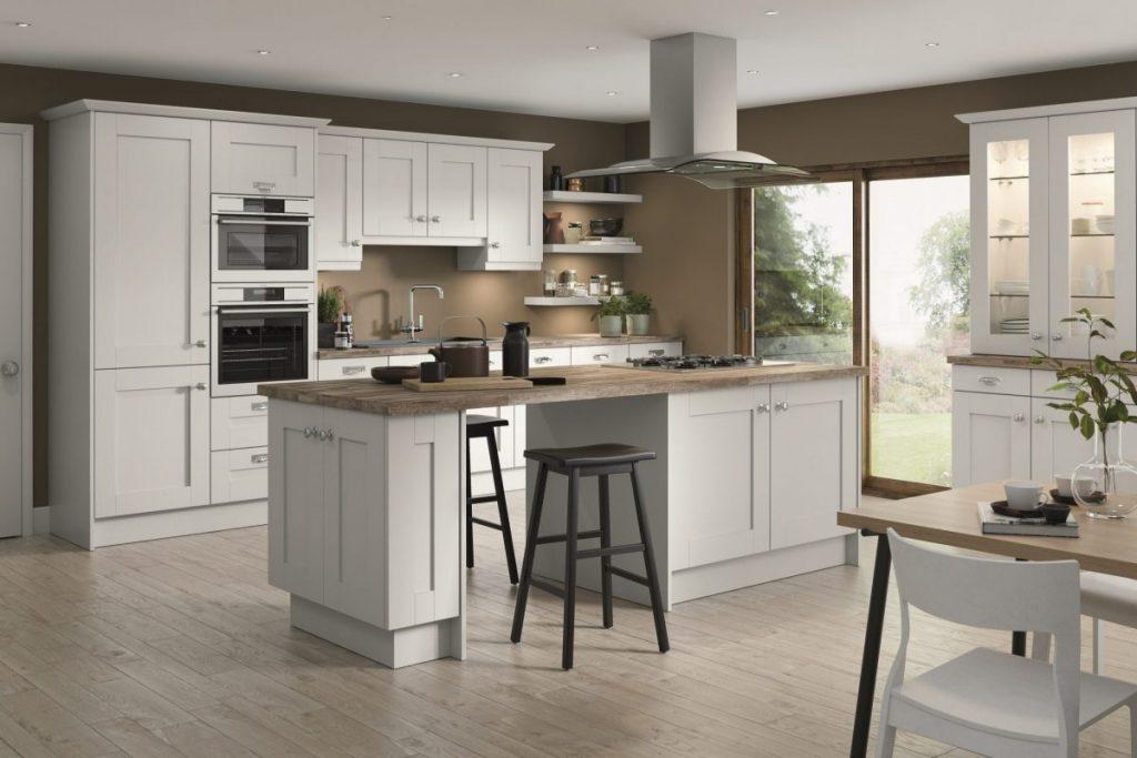 Kitchen Fenwick White