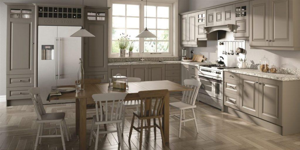 Kitchen Vancouver Stone Grey