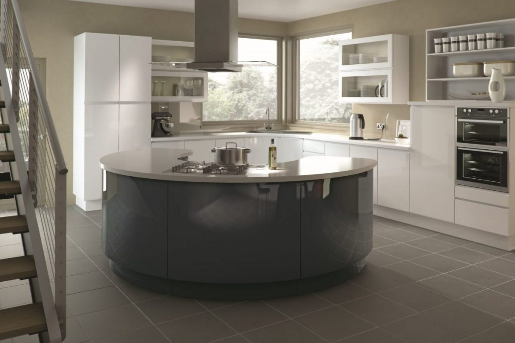 Kitchen_Gallo_Gloss White-Gloss Anthracite