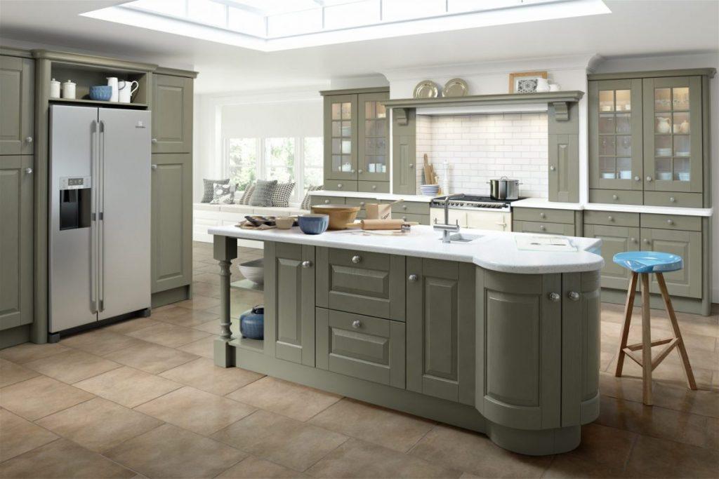 Kitchen_Hampton_Olive